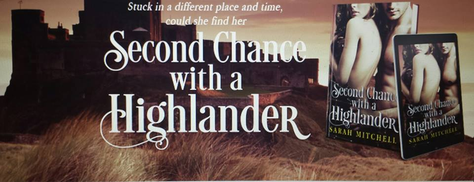 Book Cover, Second Chance With a Highlander