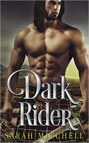 Book Cover, Dark Rider