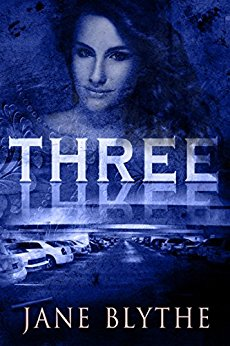 Three, book cover