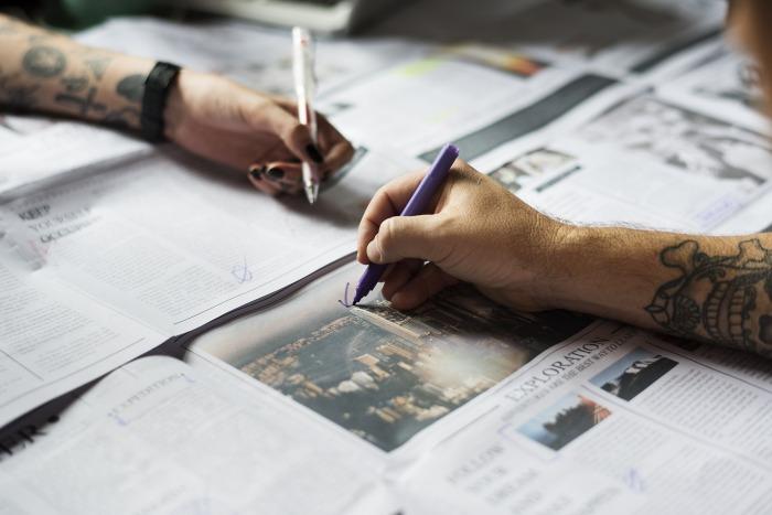newspaper editors