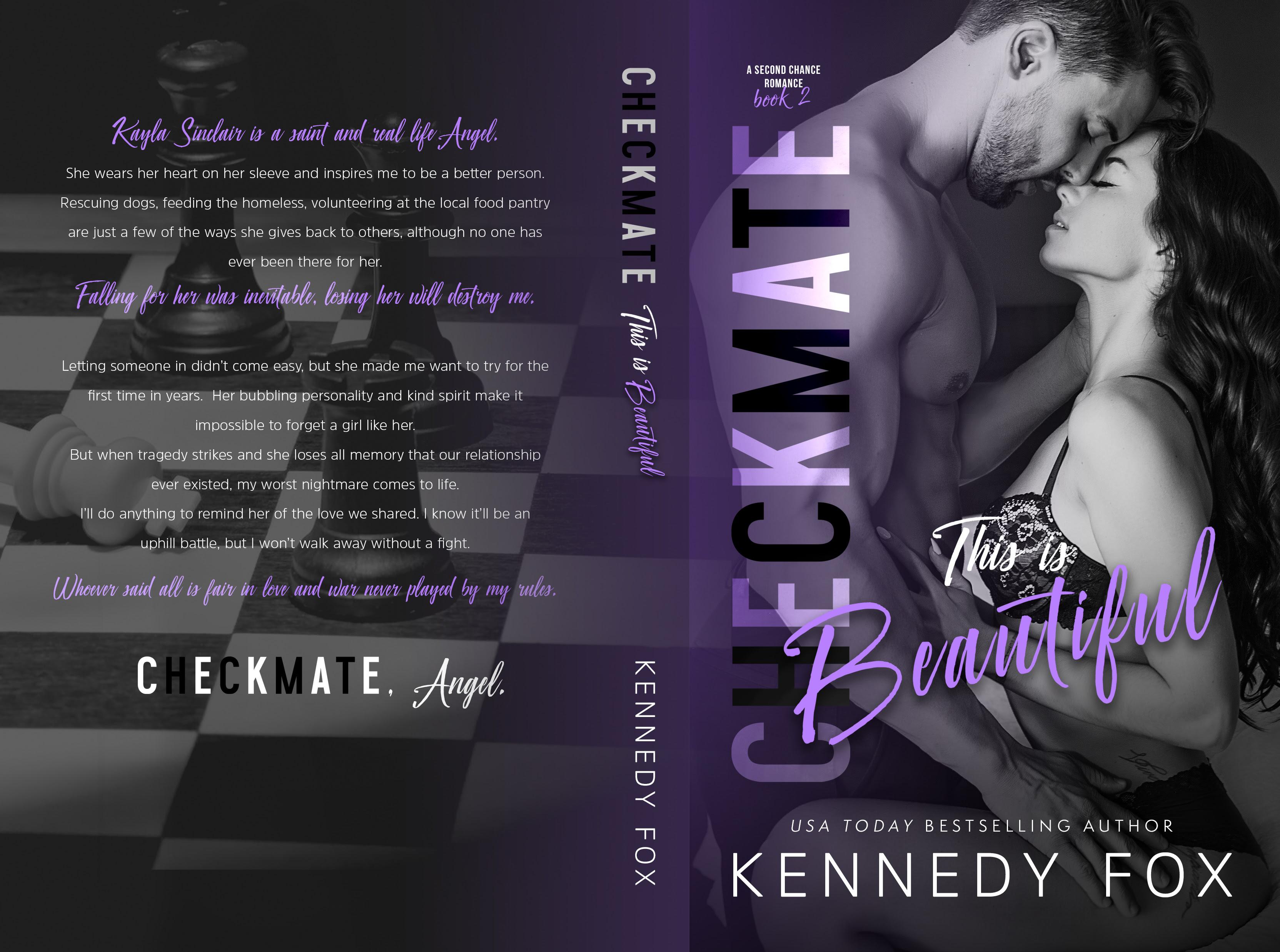 Beautiful full book cover