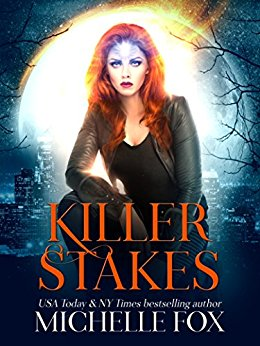book cover Killer Stakes