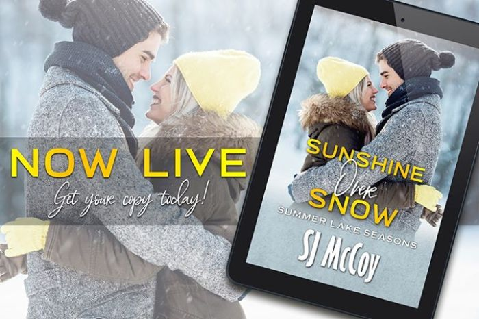 Now Live Sunshine Over Snow