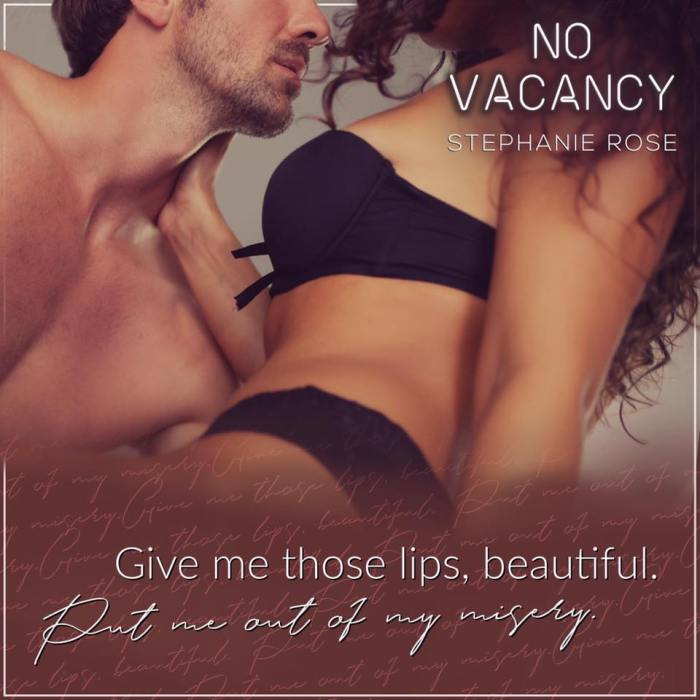 teaser for no vacancy